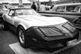 Sport car Chevrolet Corvette (C3) Stingray Coupe — Stock Photo