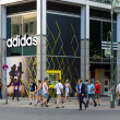 Постер, плакат: Shop for ADIDAS Kurfuerstendamm