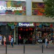 Stock Photo: Desigual shop on Kurfuerstendamm