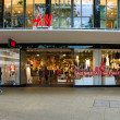 图库照片: H & M store on Kurfuerstendamm