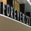 Stock Photo: Forever 21 is Americchain of clothing retailers