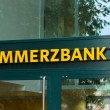 Commerzbank is Germglobal banking and financial services company — Stock Photo #28903779