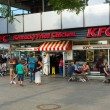 Stock Photo: Restaurant KFC (Kentucky Fried Chicken) on Kurfuerstendamm