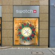 Foto Stock: Swatch Store on Kurfuerstendamm.