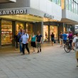Stock Photo: Shop Karstadt, on Kurfuerstendamm.