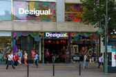 Desigual shop on Kurfuerstendamm — Stock Photo