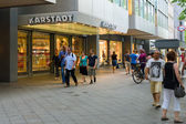 Shop Karstadt, on the Kurfuerstendamm. — Stock Photo