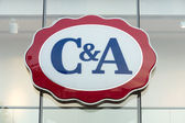 Shop C&A, on the Kurfuerstendamm — Stock Photo