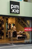 Clothing store Pimkie on Kurfuerstendamm. — Stock Photo