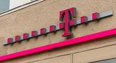 Emblem T-Mobile — Stock Photo