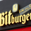 Stockfoto: Bitburger brewery