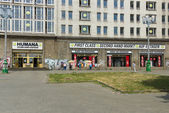 Humana Second Hand Store at Frankfurter Tor. — Stock Photo
