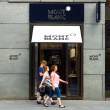 Montblanc boutique on Friedrichstrasse — Stock Photo #29440641