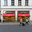 Stock Photo: Boutique Wempe on Friedrichstrasse.
