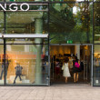 Boutique at MANGO Kurfuerstendamm — 图库照片