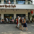 Hard Rock Cafe on Kurfuerstendamm — Stock Photo