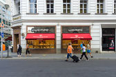 Boutique Wempe on Friedrichstrasse. — Foto Stock