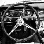 Постер, плакат: Cab sports car Ford Mustang Convertible