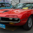 Sport car Alfa Romeo Montreal — Stock Photo