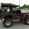 Постер, плакат: U S Army SUV since World War II Jeep Willys MB
