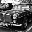 Stock Photo: British luxury car Rover P5B