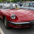 Постер, плакат: The sports car Alfa Romeo Spider 2 0