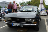Peugeot 504, 2-door cabriolet — Stock Photo