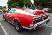 Sport auto ford mustang mach ich — Stockfoto