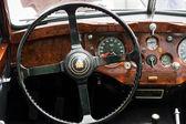 Cab sports car Jaguar XK140 — Stock Photo