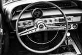 Taxi auto chevrolet impala ss convertible — Foto de Stock