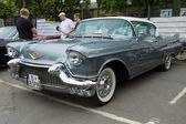 Carro de luxo em tamanho cadillac 62 coupe de ville — Fotografia Stock