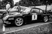 Sports car Porsche 997 — Stock Photo