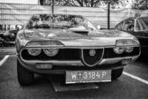 Sport bilen alfa romeo montreal — Stockfoto