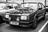 Auto skoda 130 rapida — Foto Stock