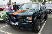 Car Chevrolet Silverado C2500 Pickup — Stock Photo
