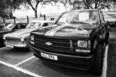 Coche chevrolet silverado c2500 camioneta — Foto de Stock