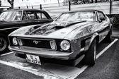 Sport auto ford mustang mach ik — Stockfoto