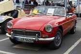 İngiliz spor otomobil mg mgb mkiii — Stok fotoğraf