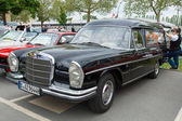 Car hearse Mercedes-Benz W108 — Stock Photo