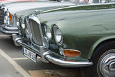 Car Jaguar Mark X — Stock Photo