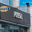 Boutique Fossil — Stockfoto