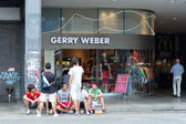 Boutique Gerry Weber on Friedrichstrasse — Stock Photo