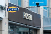 Boutique Fossil — Stock Photo