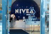 Nivea Shop on Unter den Linden — Stock Photo