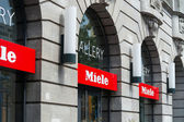 Miele Gallery on Unter den Linden — Stock Photo