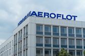 Aeroflot office on Unter den Linden — Stock Photo