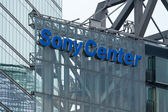 Sony Center at Potsdamer Platz — Stock Photo