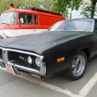 Постер, плакат: A mid size automobile Dodge Charger B body third generation