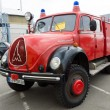 Fire Engine Magirus-Deutz Rundhauber LF 16-TS — Stock Photo #30640207