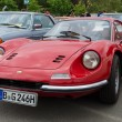 Sports Car Ferrari Dino 246 GTS — Stock Photo